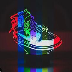 Sneaker LED