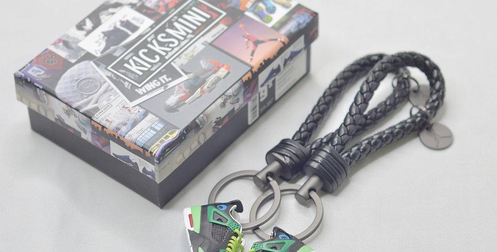 """AJ4  """"DOERNBECHER""""  3D Sneaker Keychain"""