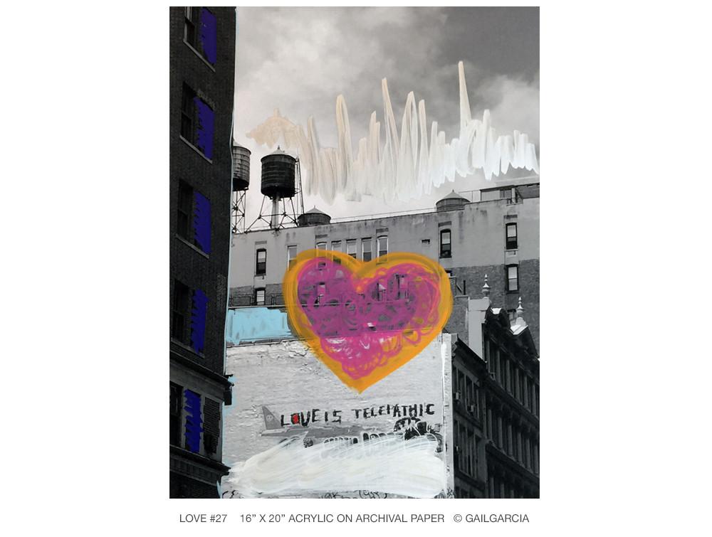 LOVE #27 ©gailgarcia