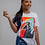 Thumbnail: The Black Print shirt Woman