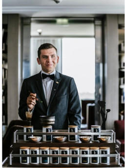 _Leroy Henze takes you into the world of tea on his podcast_ - Official Yemin