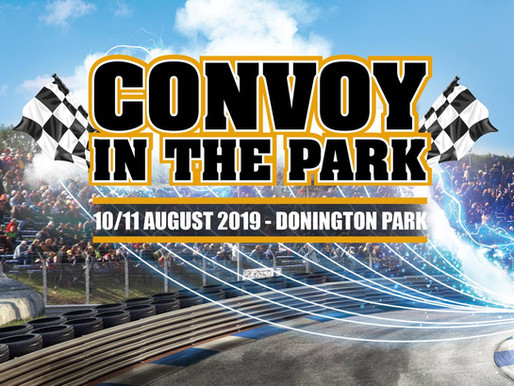 Pedal to the Metal at CONVOY IN THE PARK!