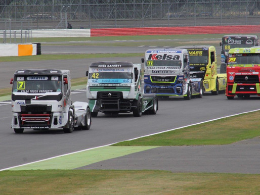 Team Oliver Racing Succeed at SILVERSTONE
