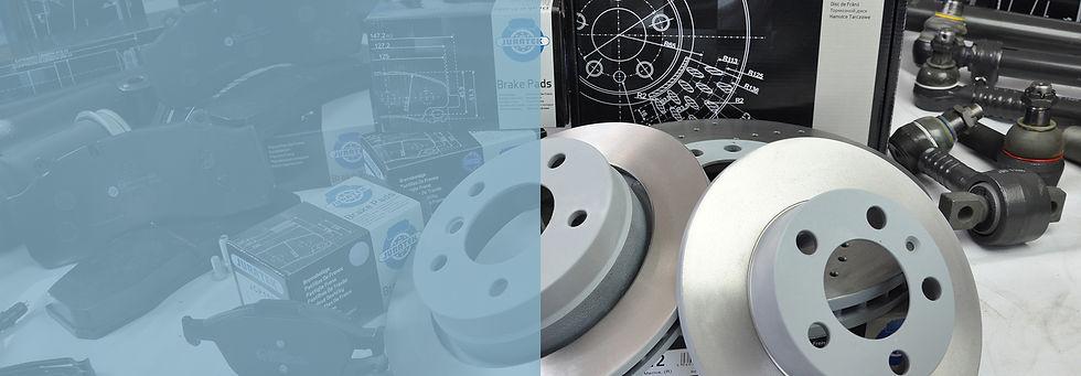 Vehicle braking products