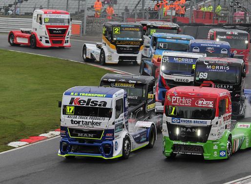 Truck Racing Grand Final at BRANDS HATCH