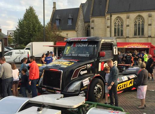 Belgium Delight for Team Oliver at ZOLDER