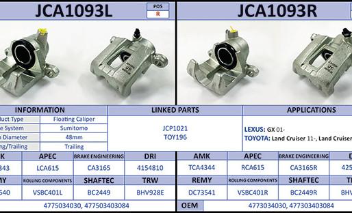 Copy of Copy of New to Range; Brake Calipers (November 2019)