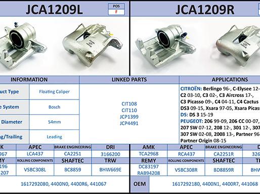 New to Range; Calipers (January 2021)