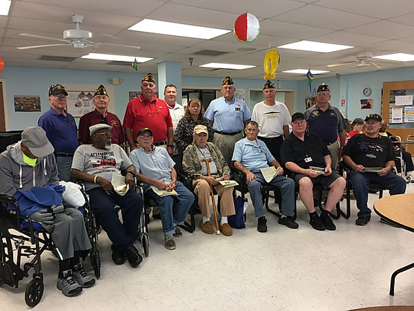 Vietnam Vet recognition August 2 2018.jp