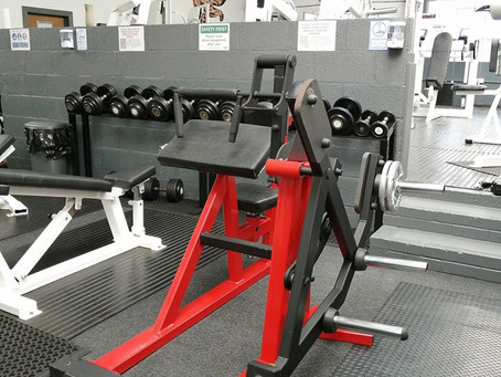 New tricep machine has landed at MuscleFactory!