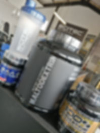 SCITEC NUTRITION INTRA WORKOUT MUSCEFACTORY GYM
