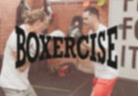 Boxercise High Intensity Weight Loss Fitness Class Swinton Mexboroug