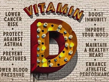 Vitamin D Is Our Friend