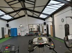 fitness  room 2020