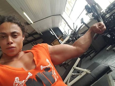 Quick Arm Workout 💪🏾