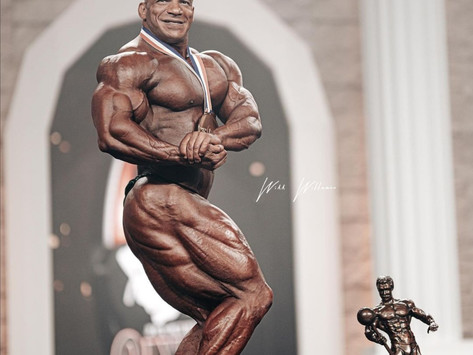 Big Ramy is your new Mr Olympia for 2020
