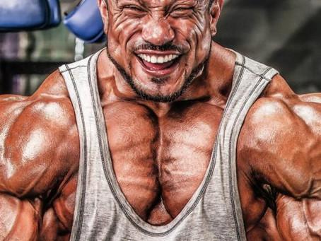 Beginner Shoulders and Calves Workout