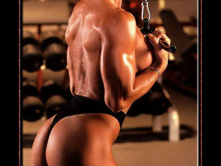 Cory Everson | Ms Olympia 1984-1989