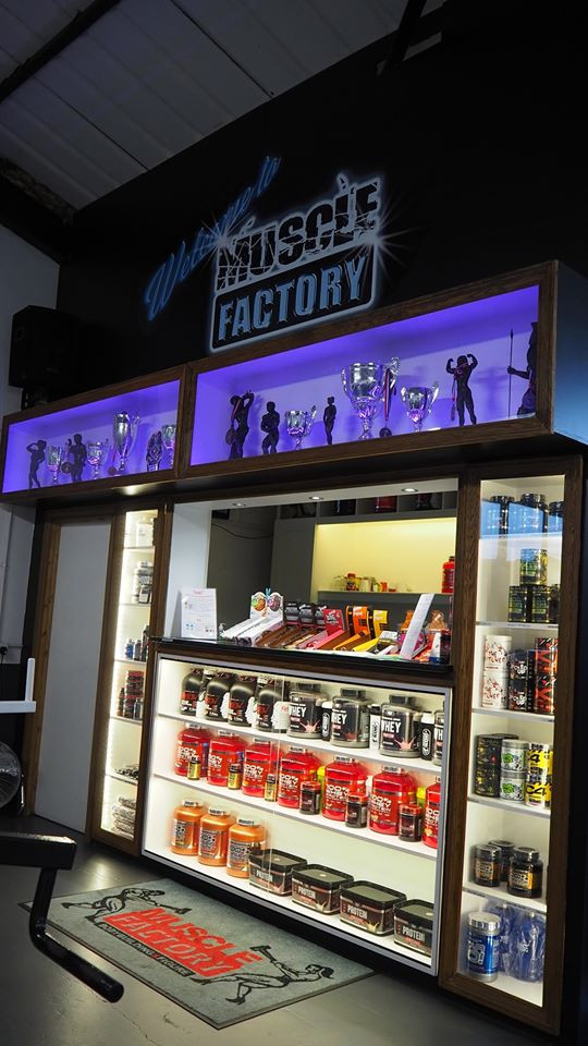 musclefactory swinton protein sports supplement shop mexborough south  yorkshire scitec nutrition