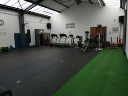 fitness room musclefactory