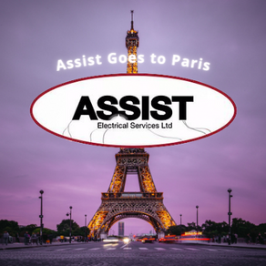 Assist Goes to Paris! - European Data Centre Fit Outs by Assist Electrical Ireland