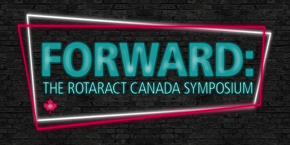 FORWARD: The Rotaract Canada Symposium