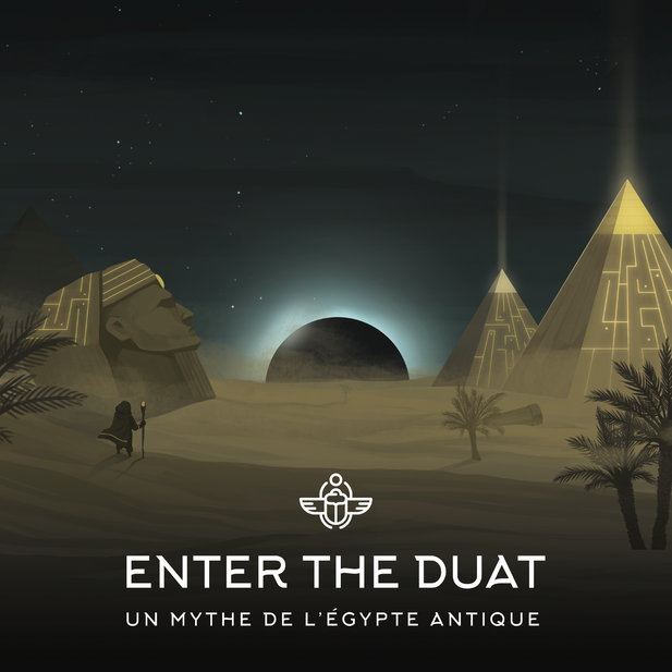 Enter the Duat