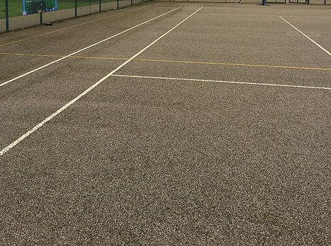Tarmac Court Cleaning Painting