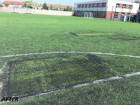 3g pitch repair