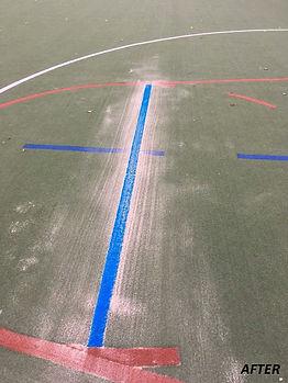 hockey pitch repairs