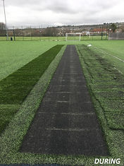 3G pitch repairs