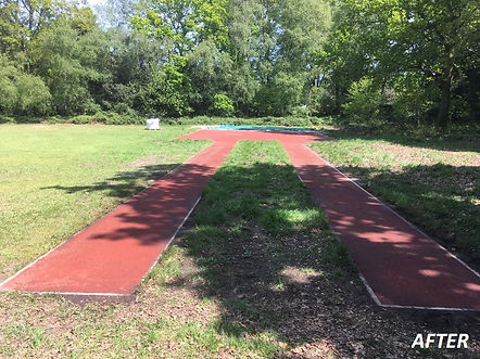 athletics maintenance