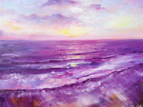 Violet Ocean
