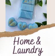 Home Laundry Wax Melts