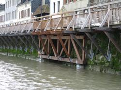 QUILLEBEUF SUR SEINE - Quai de Seine