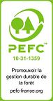Ecolabel PEFC | Ouvrages et aménagements extérieurs bois et métal (Passerelle et Ponton)