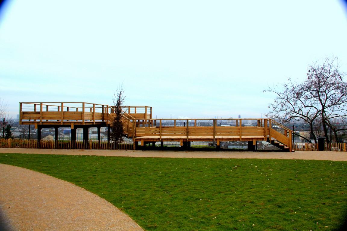 ARGENTEUIL - Jardin des Justes