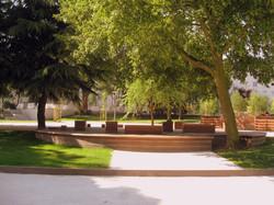 PETIT QUEVILLY - Square Marcel Paul