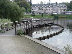 BAGNOLES DE L'ORNE - Lac