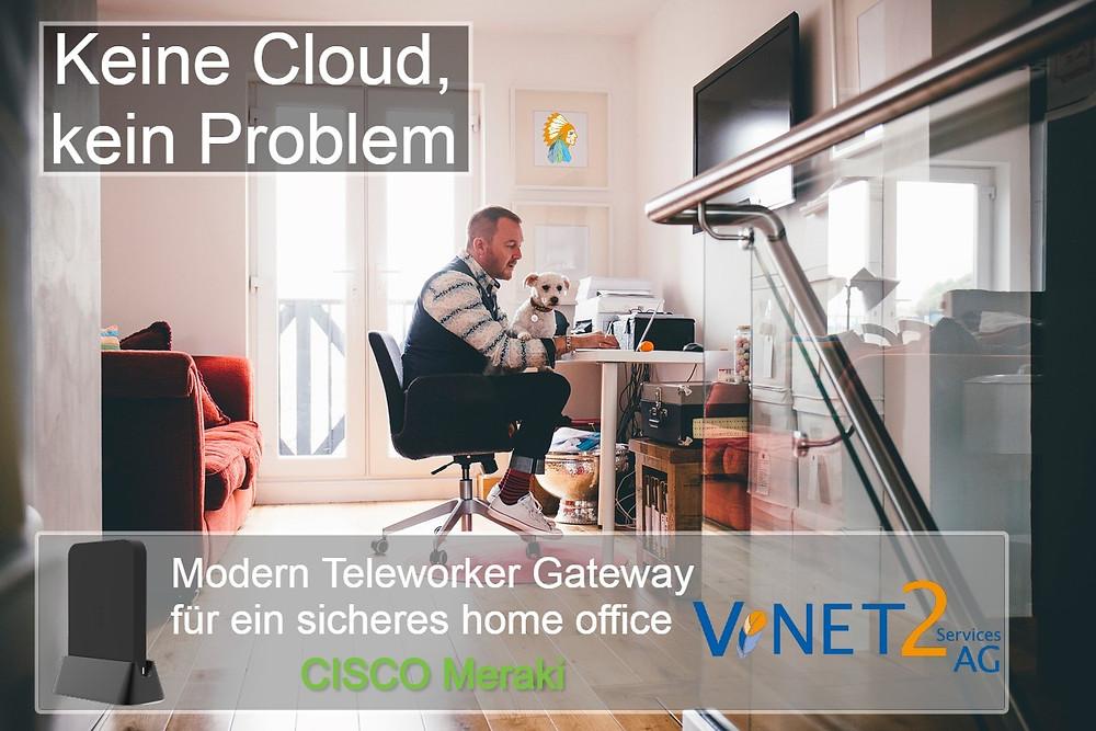 Cisco Meraki Teleworker Gateway