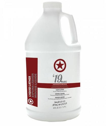 Wahl '19 Liquid Lather 64 oz.