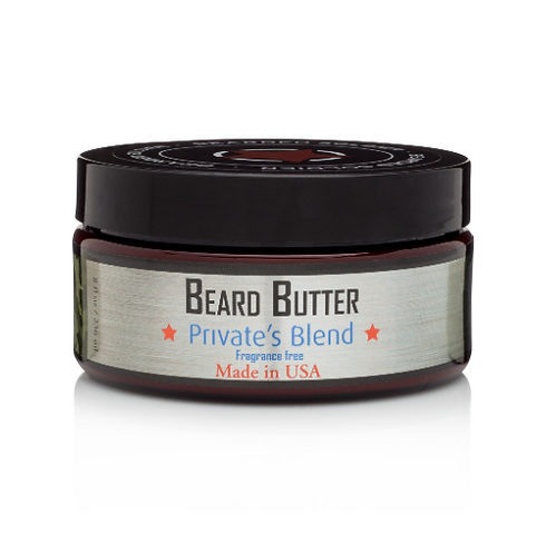 Private's Blend Beard Butter 8 oz.