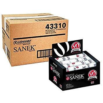 Sanek Neck Strips CASE (4 boxes)