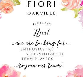 Part-time Florist Assistant