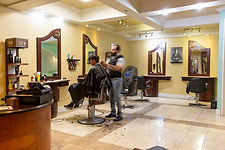 """Our extensive experience in<a href=""""www.bladebythelake.com/services.html"""">men's hair styling</a>has brought us to the top of the list. Blade By The Lake barbershop is your one-stop barbershop for the finest and trendiest cuts around. With a flair of tradition and concepts from the future, this is where you can take your style to where it belongs.  We are located in the heart of the Oakville, near Towne Square in Downtown Oakville."""