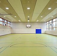 Sporthalle Sanierung Turnhalle Hechingen Schlatt