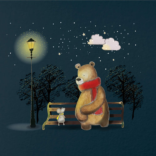 Mr Bear 'Where there is""