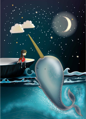Issy & the Narwhal