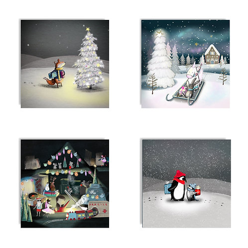 2020 Christmas Card Pack Two