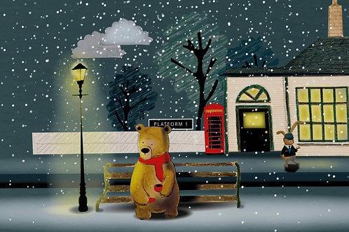 Mr Bear Train